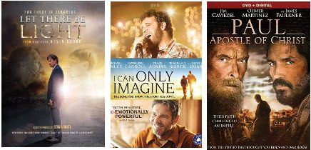 a gift of faith movie night