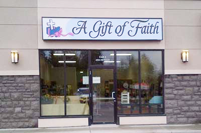 a gift of faith gift christian gift shop